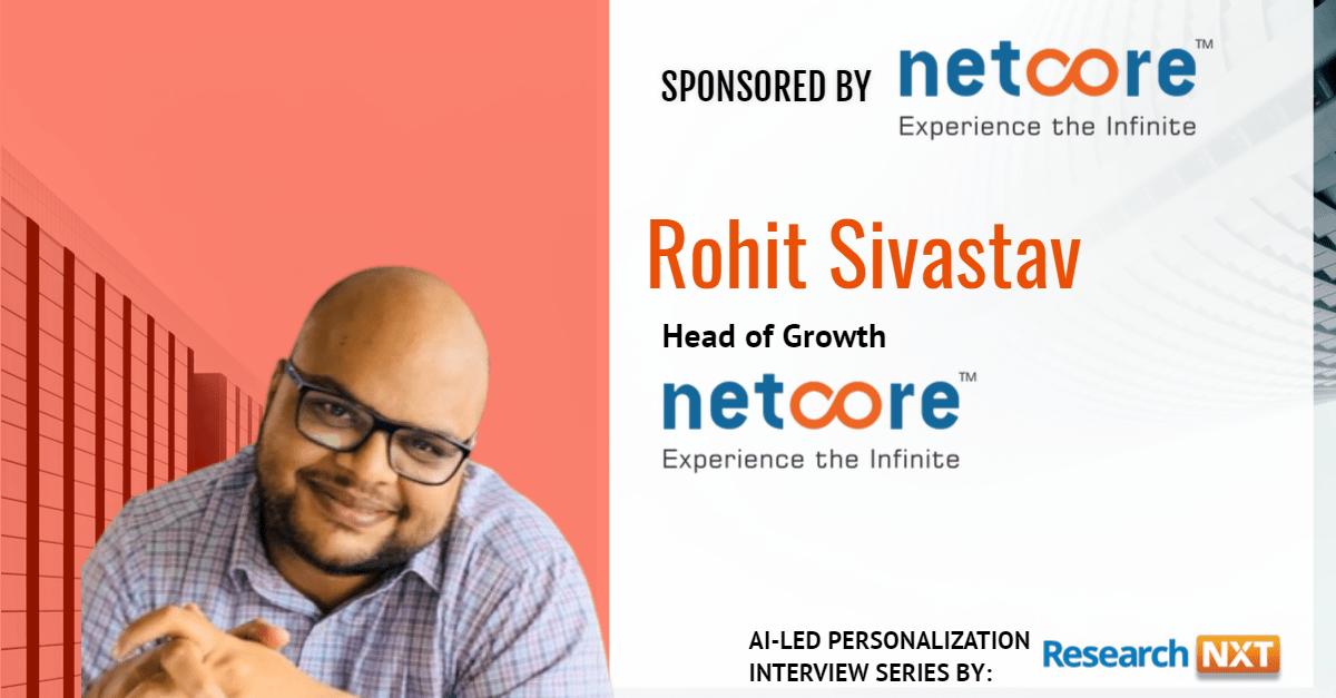 Rohit Srivastav Netcore